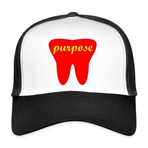 Motivation Cap - purpose - Trucker Cap