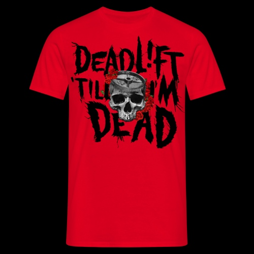 DTID BLOODY VALENTINE - Men's T-Shirt
