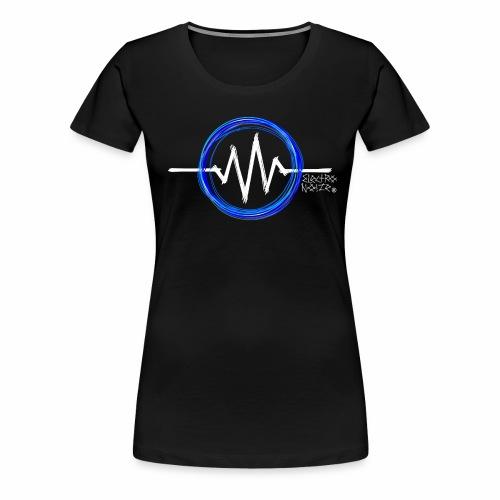 ElectroNoize Logo - T-Shirt - Frauen Premium T-Shirt