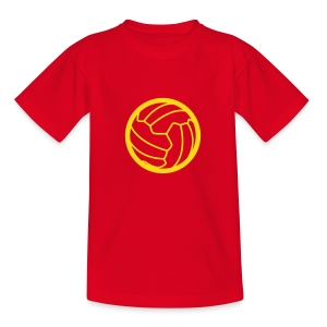 I <3 football! - Kinderen T-shirt