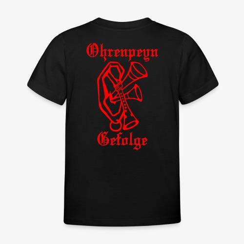 KIDS - Offizielles Ohrenpeyn-Gefolge Fanshirt  - Kinder T-Shirt