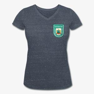 Forstamt Pochinki Dienstkleidung (Women) - Women's Organic V-Neck T-Shirt by Stanley & Stella