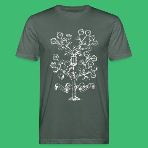 Bio-Shirt Albero delle Guardie - Männer Bio-T-Shirt