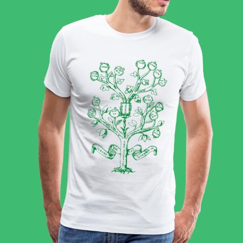 Albero delle Guardie - Männer Premium T-Shirt