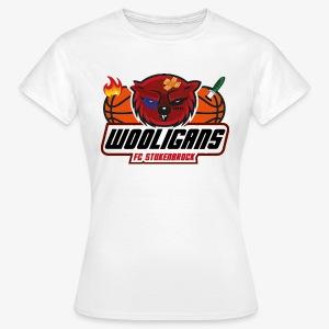Wooligans Girls - Frauen T-Shirt