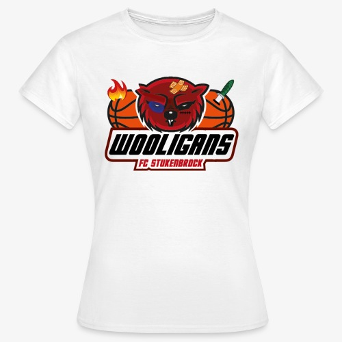 Wooligans Girls - Frauen T-Shirt