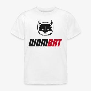 WomBatman Kids - Kinder T-Shirt