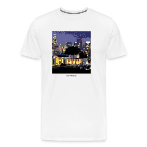LOS ANGELES - T-shirt Premium Homme