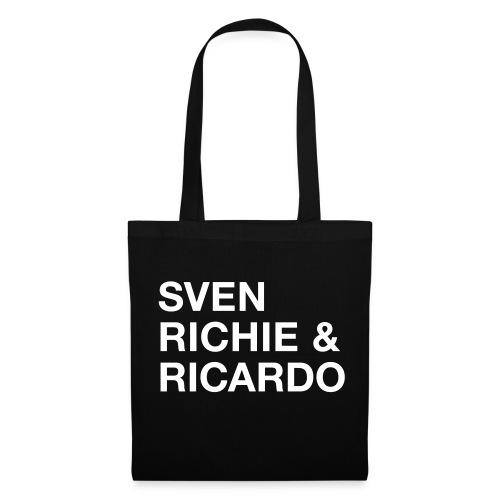 Sven, Richie & Ricardo - Stoffbeutel