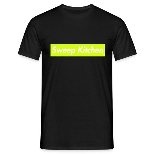 Sweep Kitchen Black TEE #HypeBeast - Men's T-Shirt