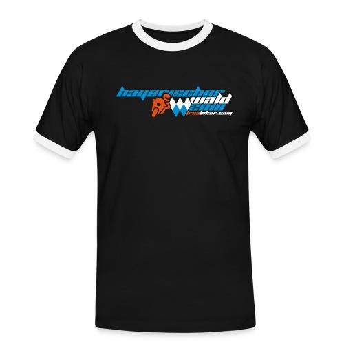Pfingsten 2018, Männer Kontrast-T-Shirt 1 - Männer Kontrast-T-Shirt