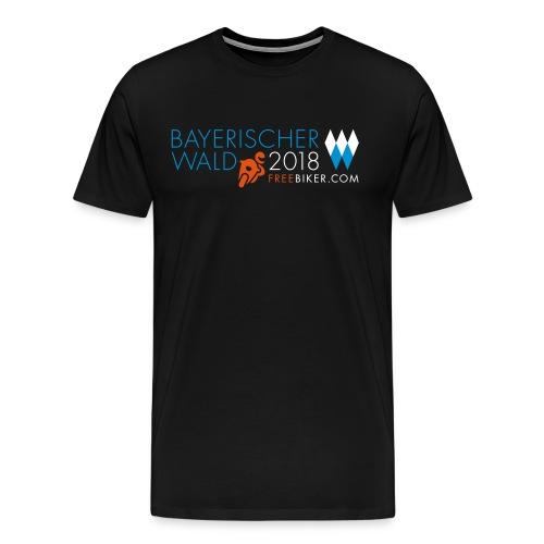 Pfingsten 2018, Männer T-Shirt 2 - Männer Premium T-Shirt