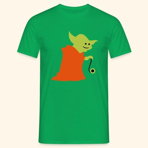 Master Yoyo - Männer T-Shirt