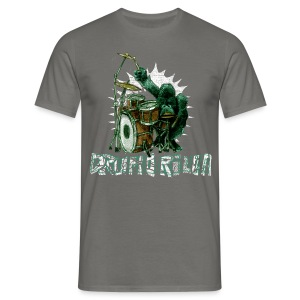drum-0-rilla - Men's T-Shirt