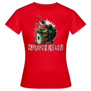 drum-0-rilla - Women's T-Shirt