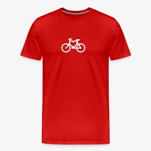 bicycle  - Mannen Premium T-shirt