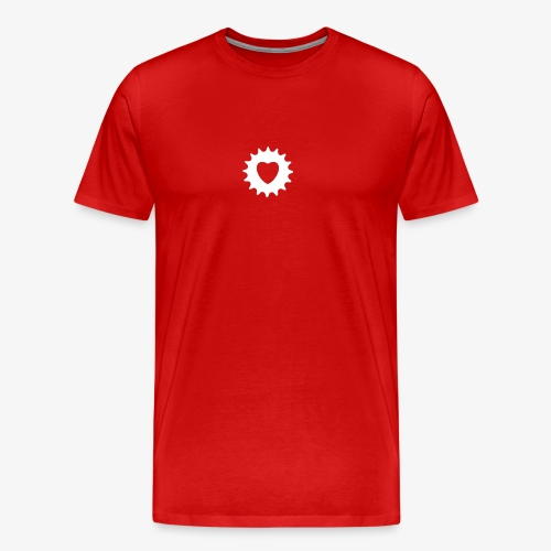 red t-shirt - Mannen Premium T-shirt