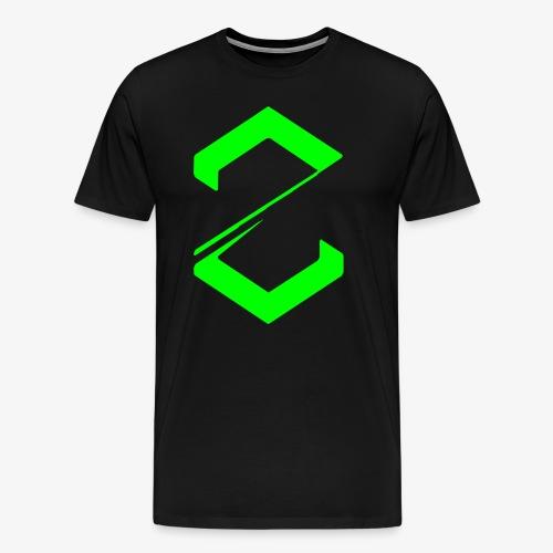 Project Zero t-paita - Miesten premium t-paita