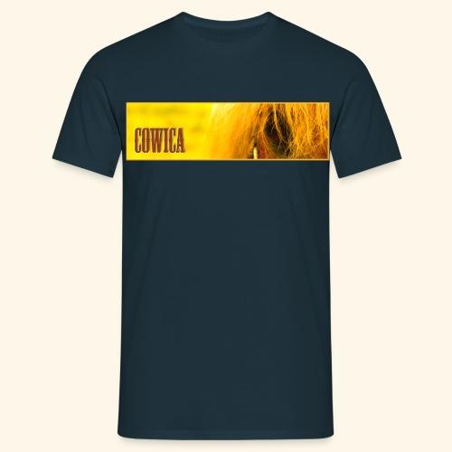 Cowica T-Shirt (Men) marineblue - Men's T-Shirt