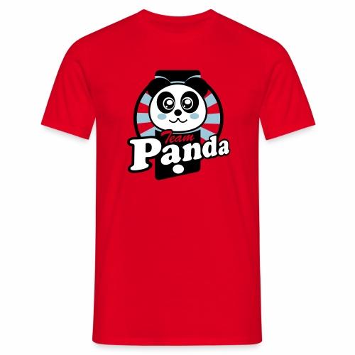 Team Panda - T-shirt Homme