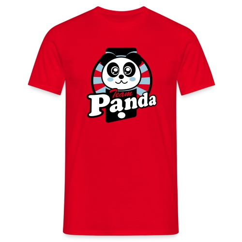 Team Panda - T-shirt Homme