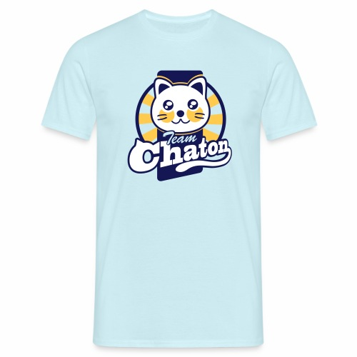 Team Chaton - T-shirt Homme