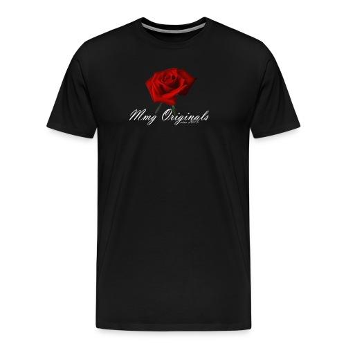 MMG Originals Rose [Mannen] - Mannen Premium T-shirt