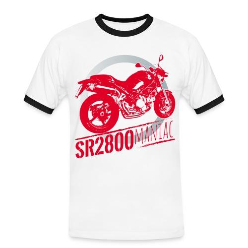 Moto Maniac SR2 800 - Maglietta Contrast da uomo