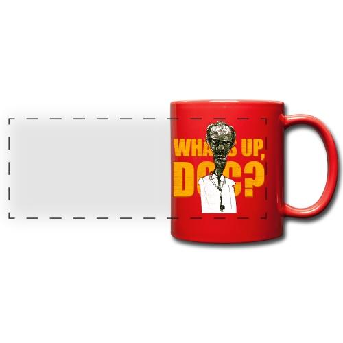 what's up, doc? - Full Color Panoramic Mug