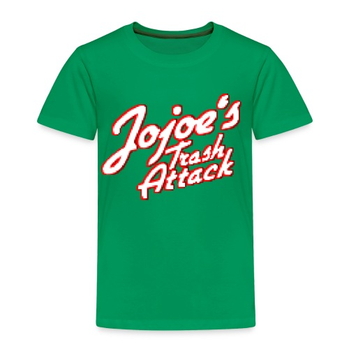 Jojoes Trash Attack - Kinder Premium T-Shirt