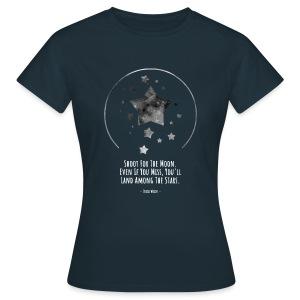 T-shirt femme redtech (bleu marine • édition limitée) - T-shirt Femme