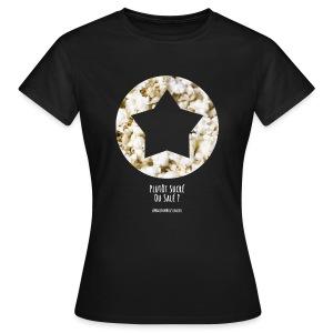 T-shirt femme redpass (noir) - T-shirt Femme