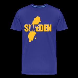 SWEDEN karta
