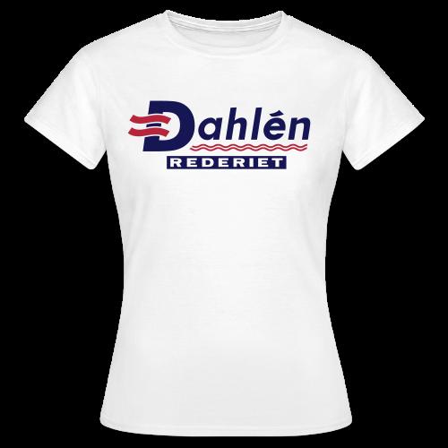 T-shirt dam, Dahlén Rederiet - T-shirt dam