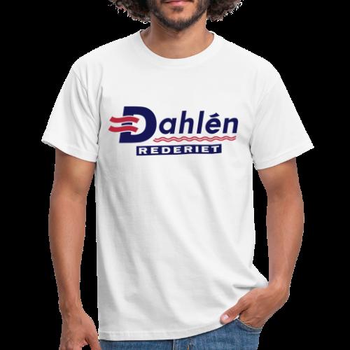 T-shirt, Dahlén Rederiet - T-shirt herr