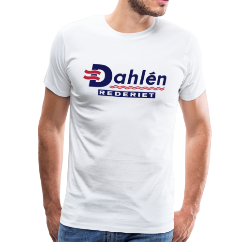 T-shirt Premium, Dahlén Rederiet - Premium-T-shirt herr