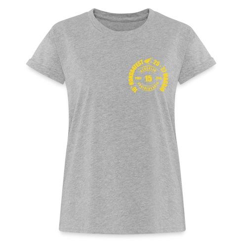16° H4Fest T-Shirt Supporter DF - Maglietta ampia da donna