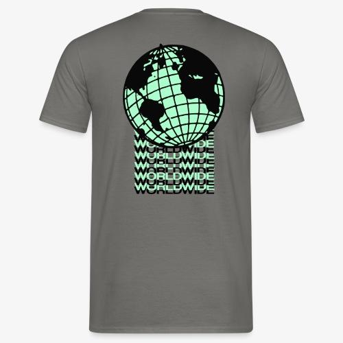 Mischty Worldwide - Männer T-Shirt