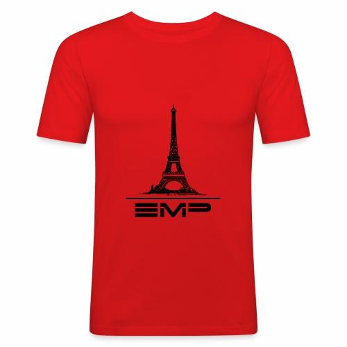 Shirt EMP in Paris 2018 (Limited Paris Edition) - Männer Slim Fit T-Shirt