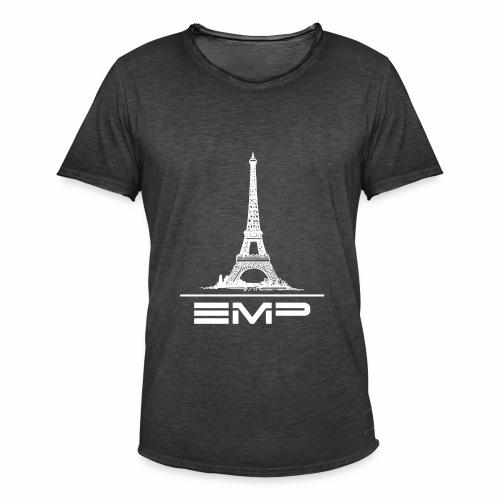 VIntage Shirt EMP in Paris 2018 (Limited Paris Edition) - Männer Vintage T-Shirt