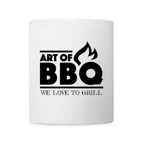 Art Of BBQ Tasse weiß - Tasse