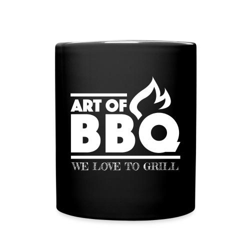 Art Of BBQ Tasse weiss - Tasse einfarbig