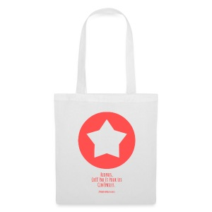 Tote-bag redpass (blanc) - Tote Bag