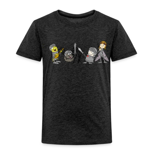 Kinder T-Shirt - Ritter - Kinder Premium T-Shirt