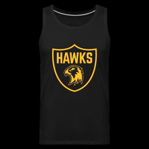 Hawks Crest Top - Männer Premium Tank Top