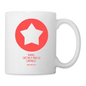 Mug redpass (blanc) - Mug blanc