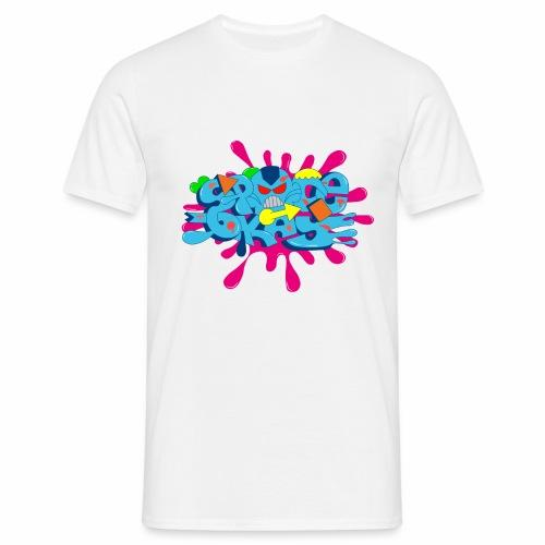 Space Okay  - Männer T-Shirt