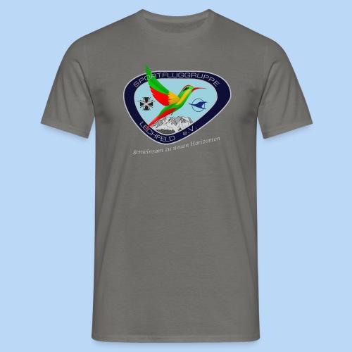T-Shirt mit Brust-Logo - Männer T-Shirt