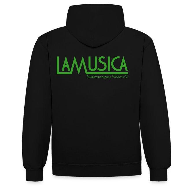 Hoodie LaMusica Herren