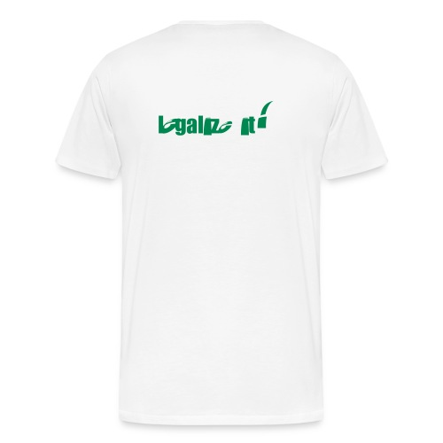 Legalize it! Shirt - Männer Premium T-Shirt